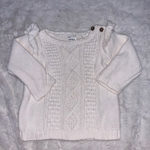 Carter's sweater (3 for $10)